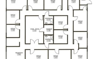 Floor Plan Build Out